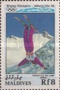 [Winter Olympic Games - Albertville, France, Typ BQG]
