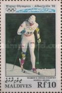 [Winter Olympic Games - Albertville, France, Typ BQH]