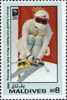 [Winter Olympic Games - Lillehammer, Norway, 1994, Typ BYL]