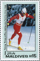 [Winter Olympic Games - Lillehammer, Norway, 1994, Typ BYM]