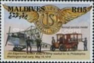 [The 200th Anniversary of First Airmail Flight, Typ CAI]