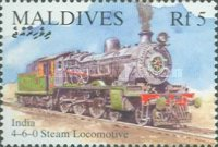 [Railway Locomotives of Asia, Typ CFH]