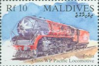 [Railway Locomotives of Asia, Typ CFJ]