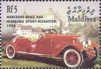 [The 100th Anniversary of Mercedes-Benz Cars, type EOO]
