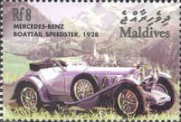 [The 100th Anniversary of Mercedes-Benz Cars, type EOP]