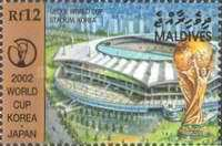 [Football World Cup - South Korea and Japan (2002), type EPJ]