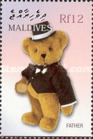 [The 100th Anniversary of the Teddy Bear, type EWQ]