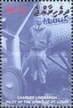 [The 75th Anniversary of First Solo Transatlantic Flight, type EXK]