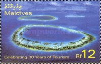 [The 30 Years of Maldives' Tourism Promotion, type EYJ]