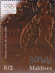 [Olympic Games - Athens, Greece, type FKL]