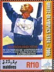 [Winter Olympic Games - Turin, Italy, Typ FPH]