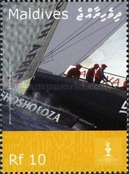 [Sailing - The 32nd Americas Cup, Typ FUL]