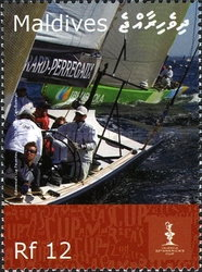 [Sailing - The 32nd Americas Cup, Typ FUM]