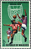 [Football World Cup - Mexico, type LZ]
