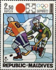 [Winter Olympic Games - Sapporo, Japan, Typ OB]