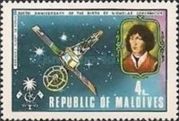 [The 500th Anniversary of the Birth of Nikolas Copernicus, 1473-1543, Typ RL]