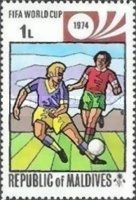 [Football World Cup - West Germany, Typ SG]