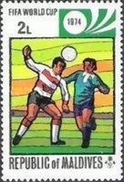 [Football World Cup - West Germany, Typ SH]