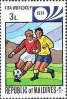 [Football World Cup - West Germany, Typ SI]