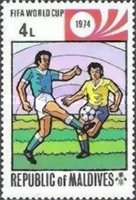 [Football World Cup - West Germany, Typ SJ]