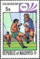[Football World Cup - West Germany, Typ SM]