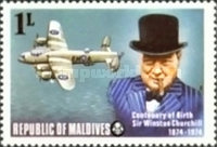 [The 100th Anniversary of the Birth of Sir Winston Churchill, 1874-1965, Typ TB]