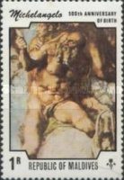 [The 500th Anniversary of the Birth of Michelangelo Buonarroti, Typ VZ]