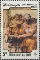 [The 500th Anniversary of the Birth of Michelangelo Buonarroti, Typ WB]