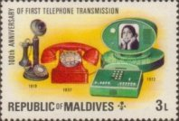 [The 100th Anniversary of Telephone, Typ XI]