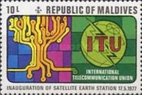 [Inauguration of Satellite Earth Station, Typ ZB]