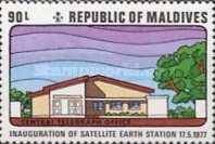 [Inauguration of Satellite Earth Station, Typ ZC]