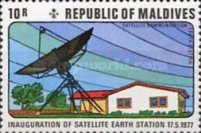[Inauguration of Satellite Earth Station, Typ ZD]