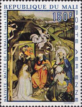 [Airmail - Religious Paintings, type FY]