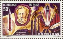 [Airmail - Jules Verne