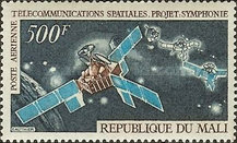 [Airmail - Space Telecommunications, type GM]