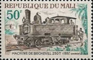 [Mali Railway Locomotives from the Steam Era, type HE]