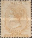 [Queen Victoria - Watermarked, type A3]
