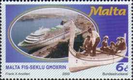 [Malta Throughout the 20th Century, type AGZ]