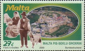 [Malta Throughout the 20th Century, type AHC]