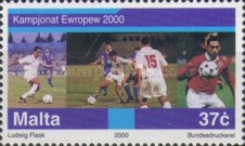 [The 100th Anniversary of the Football Union of Malta, type AHG]