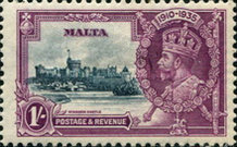 [The 25th Anniversary of King George V, Typ AI3]