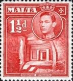 [King George VI and Local Motifs, Typ AN]