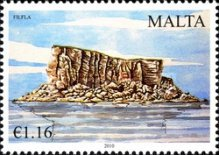 [Natural Treasures of Malta, type BBJ]