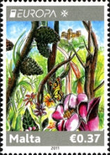 [EUROPA Stamps - Forests, type BBV]