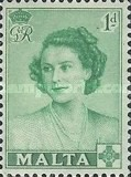 [Elizabeth II - Royal visit, type BH]