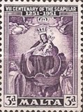 [The 700th Anniversary of the Scapular, type BI1]