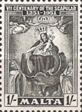 [The 700th Anniversary of the Scapular, type BI2]