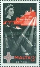 [The 16th Anniversary of the George Cross, type CK]