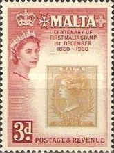 [The 100th Anniversary of the First Malta Stamp, Typ CV1]