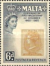 [The 100th Anniversary of the First Malta Stamp, Typ CV2]